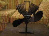 Caframo Ecofan Airmax 812 Heat Powered Stove Fan