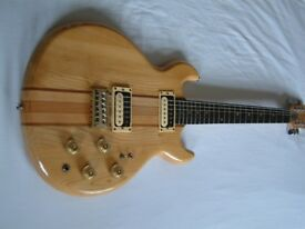 Kay Thru' neck electric guitar - Japan - '80s - Vintage - High end model