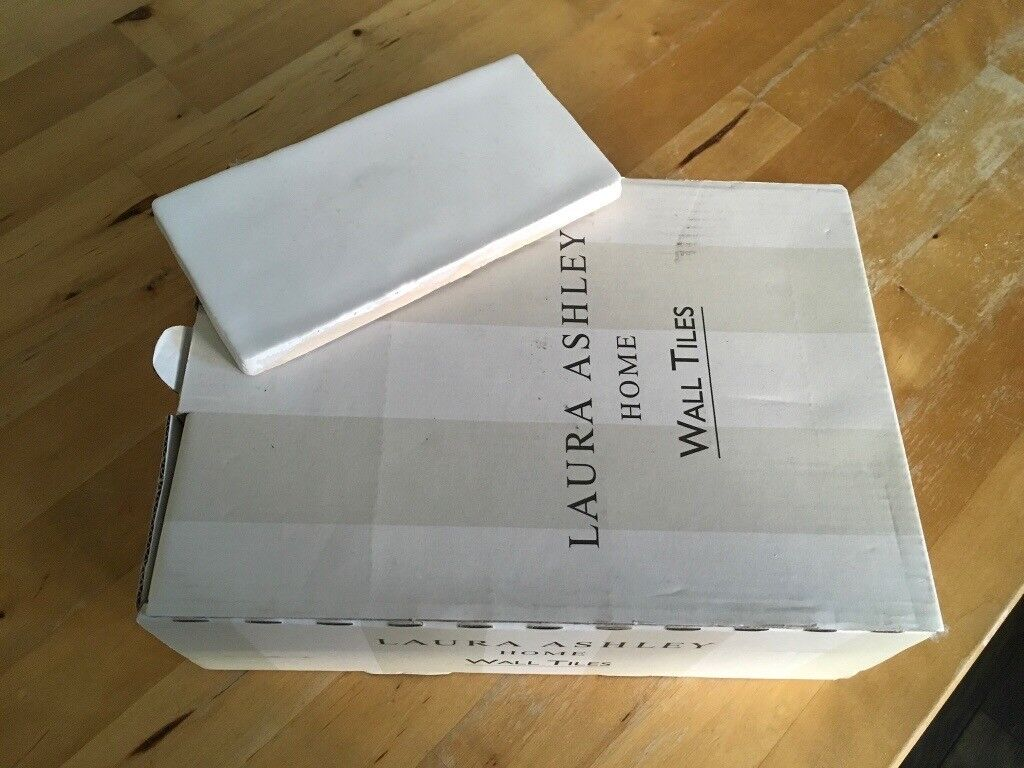 Artisan Laura Ashley White Wall Tiles For Sale In Guildford - Artisan tiles sale