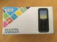 Brand New , Sealed , Alcatel Mobile Phone