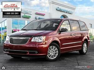 2014 Chrysler Town & Country Limited *LOADED, LEATHER, DVD* Windsor Region Ontario image 1