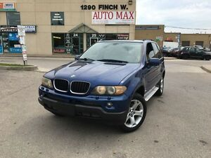 2006 BMW X5 3.0i, Sunroof, AWD, Great Condition