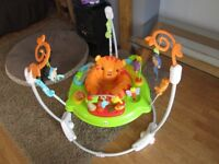 Fisher Price Jumperoo in as new condition