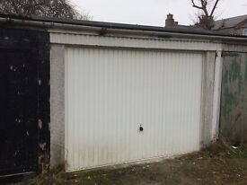 Lock Up garage for rent Ashley Lane, Aberdeen Rent £115 pcm.