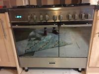 Siemens Fridge Freezer,Bosch Dishwasher, Kenwood Double Oven