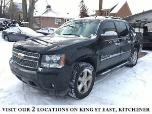 2011 Chevrolet Avalanche LTZ | NAVIGATION | LEATHER