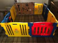 Children's Play Pen