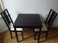 Ikea Dining table with chairs