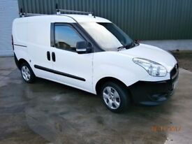 NO VAT 2011 FIAT DOBLO WITH AIR-CON REVERSE CAMERA HANDFREE ETC NO VAT
