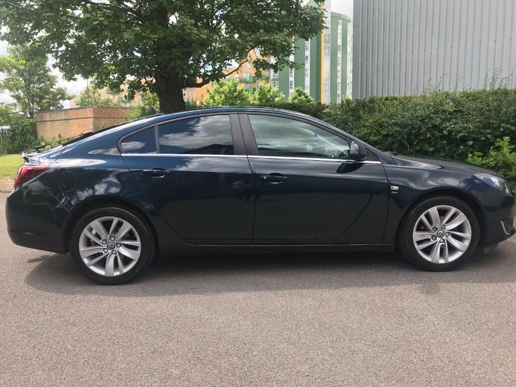 Vauxhall Insignia 2.0 CDTi ecoFLEX SRi 5dr Diesel manual*Low Mileage*( Good Bargain for PCO Drivers)