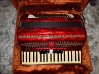 Piano Accordion Baile Parisienne 120Bass