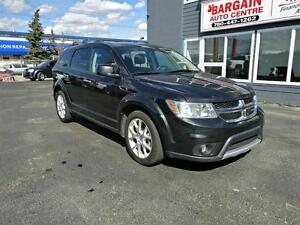 2013 Dodge Journey '' WE FINANCE EVERYONE'' Edmonton Edmonton Area image 2