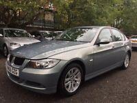 56 plate - BMW 320D - One year mot - low milleage - part service history - rear parking sensors