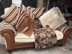Large 2 seat sofa