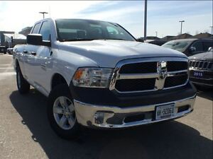 2017 Ram 1500 *SXT*QUAD*4X4*FOG LAMPS* U CONNECT HANDSFREE COMMU