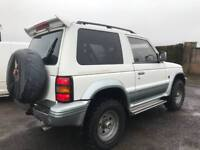 1996 Mitsubishi Pajero 2.8 Diesel 4x4 / Part Exchange Available