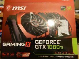 gaming x geforce gtx 1080ti