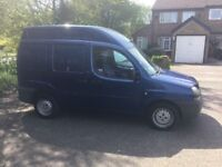 2004 Fiat Doblo Diesel Manual High Top With 12 Month MOT PX Welcome
