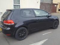VW golf 2011 1.2 turbo black WINDOWS