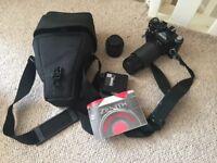Zenit Camera and accessories