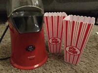 Silvercrest Popcorn Machine
