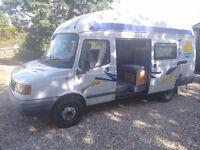 CamperVan / Motor Home Diesel LDV Convoy