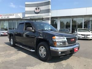 2008 GMC Canyon SLE Crew Cab Fully Loaded Only 115, 000KM