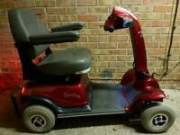 Rascal 600. Mobility scooter in fabulous condition with a brand new pair of batteries.
