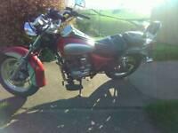 125 cc 4stroke pioneer