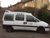 Peugeot Expert E7 Taxi 2.0 Diesel - Wheelchair Accessible - 6 Seats - Drives Perfect