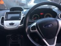 2009 Ford Fiesta Style