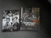 Portrait of Era & Memories of Britains Past (both hardback) by Juliet Gardiner