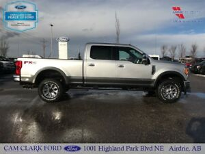 2017 Ford F-350 Lariat Ultimate Tow Crew Cab 6.7L Diesel 4WD