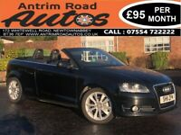 2011 AUDI A3 SPORT 2.0 TDI ** CONVERTIBLE ** FULL HISTORY ** BUY FROM HOME TODAY GET FREE DELIVERY