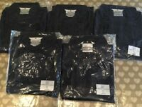 NEW CHEFS JACKETS QUALITY JOB LOT OF 20 SIZE MEDIUM