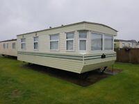 Static caravan for sale in brean Somerset