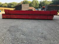 POLYPAL INDUSTRIAL COMMERCIAL WAREHOUSE PALLET RACKING BAY (Chelmsford Branch)