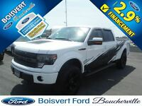 2014 Ford F-150 FX4 EDDITION SPLASH