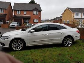 Volkswagen Passat CC COUPE-LOW MILEAGE- FULL SERVICE HISTORY!