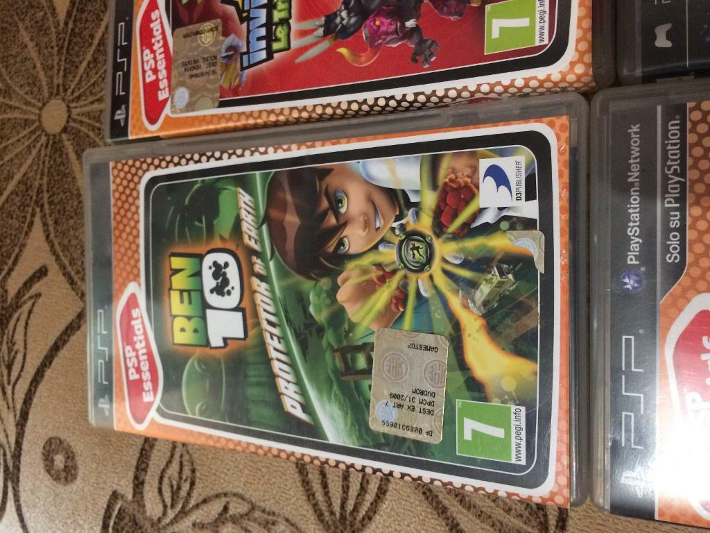 Bundle of 7 PSP Games | in Harrow, London | Gumtree