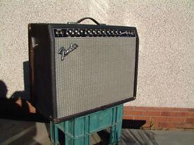 Fender 1983 Concert amp.
