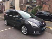 Peugeot 5008 7 seater hdi allures