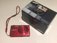 SAMSUNG CAMERA MV800