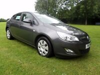 VAUXHALL ASTRA B1.6 EXCLUSIV113*5 DOOR*FINANCE AVAILABLE*NEW MODEL