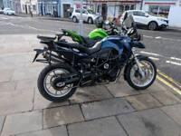Bmw f650 gs (800cc)