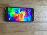 Samsung s5 on EE.