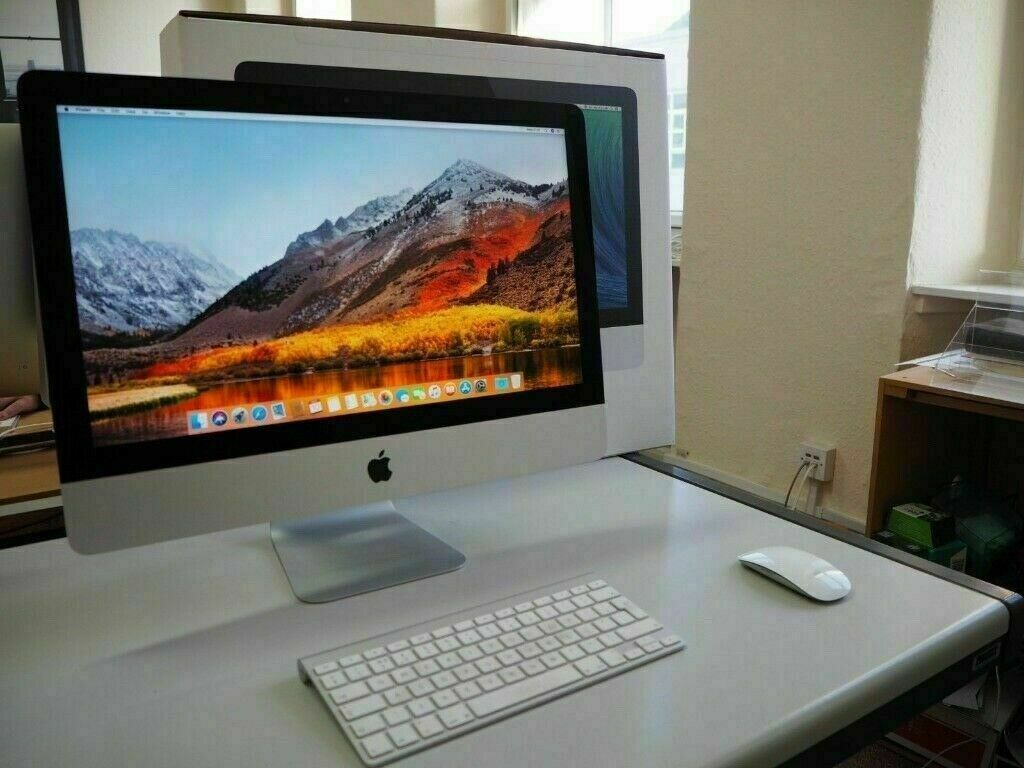 Apple iMac 21 5' Quad Core i5 2 7GHz 8gb Ram 500gb SSD Logic Pro X Reason  Ableton Omnisphere Stylus | in Beckenham, London | Gumtree