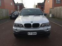 BMW X5 sport diesel private plate year 2003 millege 121000