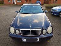 Mercedes Benz CLK 230 Avantguard, great car for not much money!!!