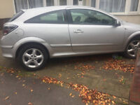 2006 VAUXHALL ASTRA - PLEASE READ AD BEFORE CALLING - SPARES REPAIRS OR SCRAP - VERY CHEAP ONLY £395